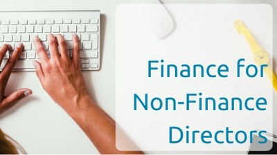 Finance for Non-Finance Directors 2 Day Course