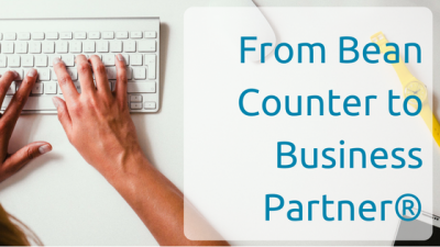 From Bean Counter to Business Partner