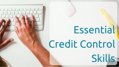 Essential Credit Control Skills Workshop