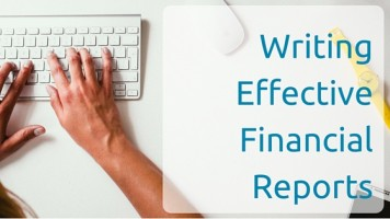 Writing Effective Financial Reports