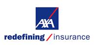 AXA insurance logo