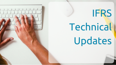 IFRS Technical Updates